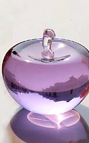 Gifts Bridesmaid Gift Lilac Crystal Apple Keepsake