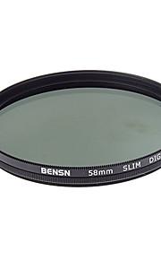BENSN 58mm SLIM Super DMC C-PL Kamera Filter