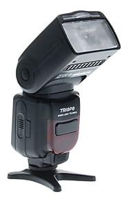 Triopo TR-586EX Draadloze TTL flitser Speedlite voor Nikon