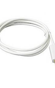 6ft 1.8M Hvit Mini Displayport DP til HDMI adapter kabel for Apple MacBook