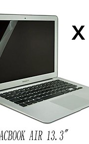 [3-Pack] High Quality Invisible Shield Smudge Proof skjermbeskytter for MacBook Air 13.3-tommers