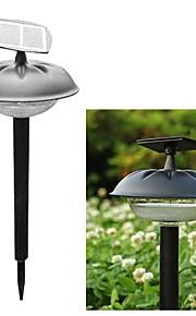 Lampe de jeu en plastique 20 LED solaire lumière moderne pelouse Pathway jardin