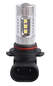9006 / HB4 80W 12xLED SMD 680LM 6500K Wit Licht LED voor in de auto Foglight koplampen (DC12-24V)