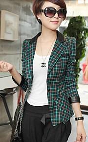MPK™ Women's Fashion Plaid Coat