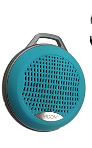 MGOM X5 Portable Bluetooth V3.0 + EDR Speaker Ondersteuning TF Card met Mic