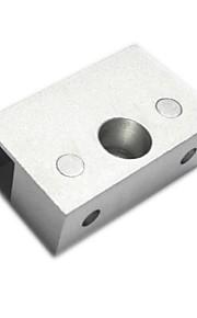 høj kvalitet aluminiumslegering små døre nappe bruges til system til py-mj1 adgangskontrol