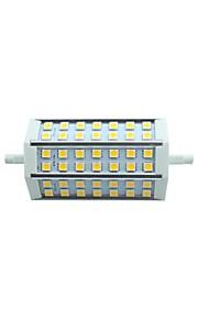 r7s 10w 42x5050 650lm chaude lumière blanche / froid led ampoule de maïs (AC85-265V)