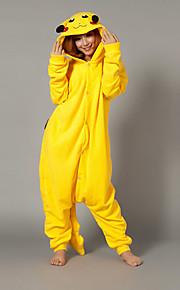 Флисовый Кигуруми костюм/пижама мультяшного героя