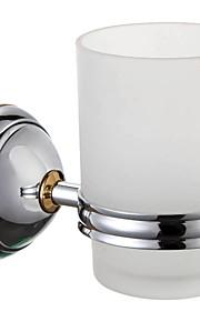 Bathroom Accessories Solid Brass Tumbler Holder