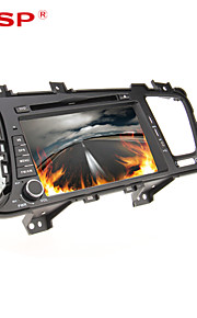 cusp® 8 inch 2DIN in-dash auto dvd-speler voor Kia k5 / optima 2011-2013 ondersteuning gps, bt, rds, spel, ipod
