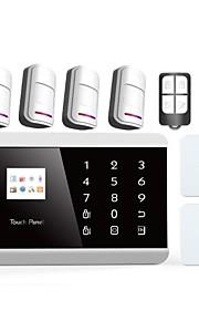 ios / android app kontrol for anti-tyv alarmsystem gsm auto dial