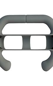 mario kart rueda de juegos de carreras de dirección de control remoto nintendo wii