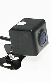 """Compatibel met alle automerken - 1/4"""" CCD-sensor - 120 ° - 420 TV-lijnen - 628 X 582 - Achteruitrijcamera"""