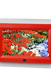 7-inch  LCD LED Flicker  Digital Photo Frame with Remote Control Music Video (Assorted Colors)