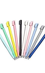 10 stuks kleuren touch stylus pen voor nintendo ndsl nds lite