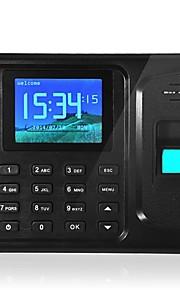 realand en-F261 fingeraftryk tid fremmøde RFID + finger + password væddere software