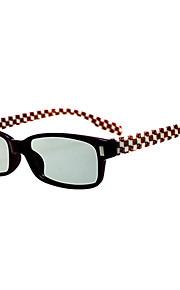 fpr cirkulære polariserede hd Stereo 3D briller til TV og biograf
