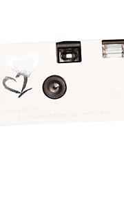 The Disposable Wedding Camera(Eighteen Negatives)