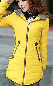 Women's Korean Style Qiu Dong Cotton Coat (More Colors)