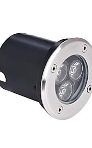 3W 255lm lampe étanche AC85-265V de lumière de la terrasse souterrain