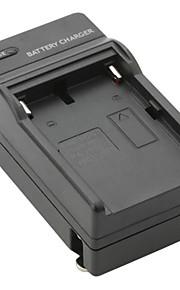 digitale camera en camcorder batterij oplader voor sony FM50, FM70, FM90, QM91D en f550