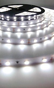 3014 smd vanntett fleksibel lys ledet stripe lys 5m 300 lys
