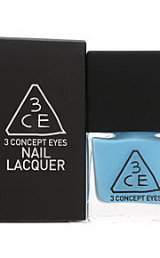 3 Concept Eyes  Nail Lacquer #BL09 10ml