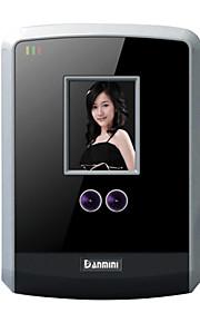 DanminiA702 ansigtsgenkendelse Deltagelse System Free Software (Standard Version)