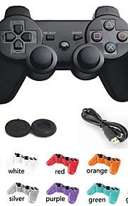 Mando Wireless DualShock Nuevo + Protector para Botón de Joystick Analógico para Sony PS3