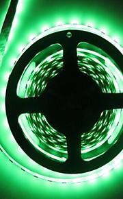 5 meter 72w vanntett ledet stripe med 300 lys