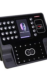 ZK Software iFace101 ID-kort ansigtsgenkendelse fremmøde system