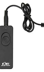 kiwi ur-232C kabel fjernbetjening til Canon RS-60E3 700D 70d 100d 600d 60D 650D, PENTAX K50 / K7