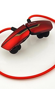estilo de banda para el cuello B99 deporte inalámbrica Bluetooth estéreo 3,0 auricular para el iphone y otros