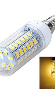 marsing® e14 10w 900lm 56 x SMD 5730 LED cool lampe chaude / blanc ampoule de maïs - (220V)