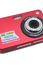 16.0mega pixels, 720p digitale camera en digitale videocamera dc-140b
