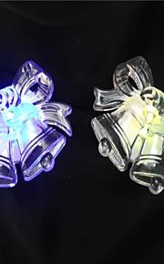 nouvelles lumières de Noël LED colorées année
