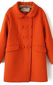 DMI™ Women's Lapel Solid Color Tweed Coat(More Colors)