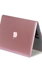 מקרה גוף מלא בסגנון מתכת באיכות גבוהה בצבע האחיד לאינץ אוויר 11.6 MacBook (צבעים שונים)