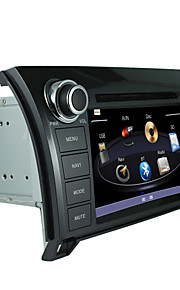 """CHTECHI-7"""" 2 Din Touch Screen LCD Car DVD Player For Toyota tundra2003-2013 With Bluetooth,GPS,iPod,Radio,ATV,Can bus"""