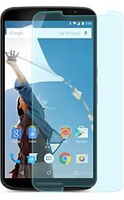 Enkay 0.26mm 9h 2.5D explosionssäker härdat glas skärmskydd för Motorola nexus 6