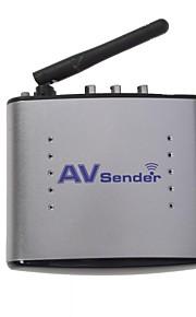 vktech pat-330 150 2.4g 2.4ghz mittente AV Wireless trasmettitore ricevitore tv video audio