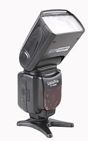 letspro tt-680 flitser voor Canon, Nikon