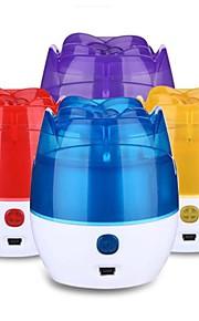 Rose USB Mini Noctilucent  Air Humidifier(Assorted Colors)