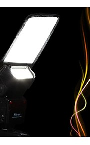 XIT kameraets blitz reflektor diffuser xtls til Canon Speedlite 580EX / 600EX / 430exii nikon SB600 sb900 Nissin metz