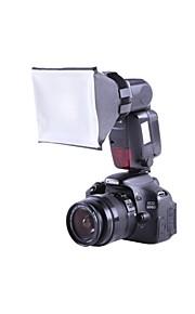 universal mini studio bløde boks flash diffuser til Canon Nikon SB-800/900 sony Olympus eksterne flashenheder