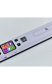 hete verkoop HD LCD-scherm zakelijke draagbare scanner