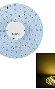 youoklight® 19W 1900lm 100-2835smd alb cald / alb sursă de lumină LED plafon (ac90-265v)