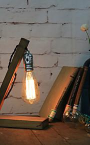 Schreibtischlampen Traditionel/Klassisch - Holz/Bambus