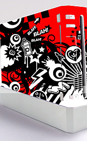 b-Skin® Wii suojaava tarra kattaa iho ohjain tarrakalvo