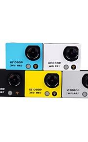 5,0 MP CMOS videokamera 2,0 tommer skærm 8x fuld hd1080p wifi handling kamera med 2.4G fjernbetjening